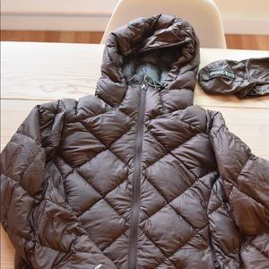 Montbell Alpine Light Down Jacket with Hood
